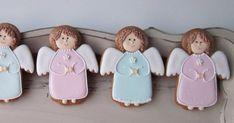 Mansikkamäki: Gingerbread angels <3