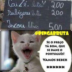 O importante é que ta barato!!!! #pingabruta #butecandoporai #sertanejopub #pingaporca #butecodoinsta #boanoite  #brutasebrutos #bruto #brutamemo #bruta #indiretasbrutas #cachaça #cachaceiro #pingaiada  #fimdesemana #amigos #toruim #ressaca #indiretasbrutas #xucromemo #butecosgrill #cerveja #wisky #vodka #skol #bebemorar #vemnimim #aguadebar #borabeber #vidadificil