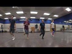 Clogging 171 Dance Test group 4