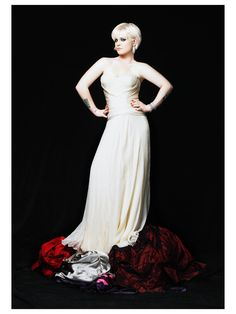 Kelly Osbourne Michelle Lee, Kelly Osbourne, Celebrity Skin, Love Her Style, Most Beautiful Women, Role Models, One Shoulder Wedding Dress, Actresses, Wedding Dresses