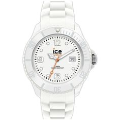 ICE Watch 'Ice-Forever' Silicone Bracelet Watch, 48mm - Ice-... - Polyvore