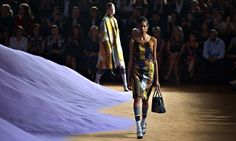 """Prada puts spotlight on craftsmanship at Milan fashion week Good to see craft in the spotlight. How often do we find ourselves saying, """"They don't make things like they used to!"""" ?"""
