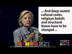 Hilary Clinton: Christians In America Must Deny Their Faith In Christianity - Walid Shoebat If this is true and she really believes or says this then she is more deceived than ever and we must pray for her. This is a Christian country and was founded upon those principles. We must fight in every way, prayer, fasting, voting and getting involved in government. We must stop being passive and fight for Jesus and His Kingdom! But, we do win :) I read the last chapter :)