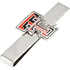 Cufflinks Inc. Texas Tech Red Raiders Tie Bar