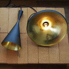 Beat Lights by Tom Dixon