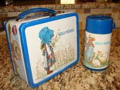 Holly Hobbie Lunch Box.  Love!