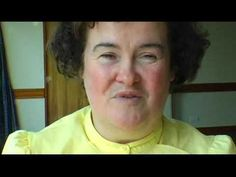 Early interview with Susan Boyle