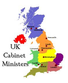 UK cabinet ministers