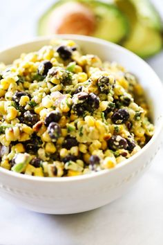 This Mexican Street Corn Salad is such a delicious and flavorful side dish that is jam packed with healthy, fresh and tasty ingredients. I lovefresh produce and right now there is locally grown corn being sold in markets just about everywhere where I live. Corn is my kids' favorite vegetable and I can always count …