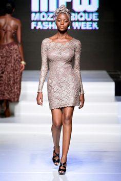 Mozambique Fashion Week '13 |  Micaela Olivera