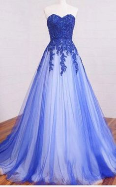 Long Sweetheart Lace Royal Blue Prom Dresses,Lace Up High Low Elegant Prom Dress,Modest Prom Gowns on Luulla Modest Prom Gowns, Royal Blue Prom Dresses, High Low Prom Dresses, Prom Dresses 2016, Elegant Prom Dresses, A Line Prom Dresses, Tulle Prom Dress, Ball Gown Dresses, Pretty Dresses