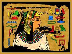 (w1) ART HISTORY How to Draw an Ancient Egyptian Portrait (C1, W1-W2)