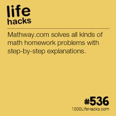 Solve Any Math Problem With Solutions Life Hacks) College Life Hacks, Life Hacks For School, School Study Tips, School Tips, Life Hacks For Students, Life Hacks For Girls, Simple Life Hacks, Useful Life Hacks, Life Hacks Websites