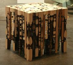Turnings Cubed by Scott Oliver | RADDblog