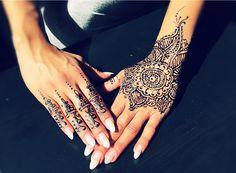 #hennaseloema #my #work #henna #hennadesign #hennatattoo