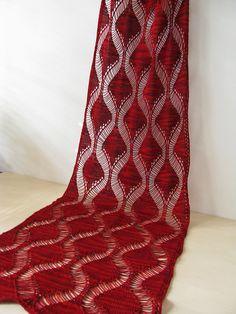 Echo beach shawl/knitlab/kieran fowley