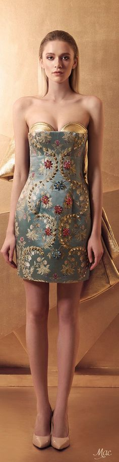 Spring 2016 Haute Couture Maison Lilly and Billy