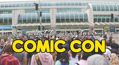 Geek Chic: What to Wear and Bring to San Diego Comic-Con – College Fashion