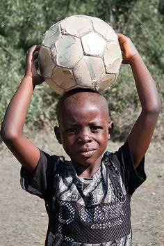 Wanna play ball . Kenya