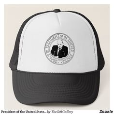 adf5f8b2ed5 President Of The United States Baseball   Trucker Hats