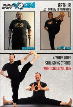 Disabled Veteran Walks Independently Again After Yoga