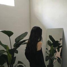 Image de girl, black, and tumblr