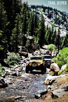 Download the latest issue of the Trail Jeeper Magazine today! Available in the…
