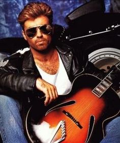 George Michael - Another hot mess, but I love....