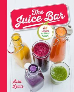 Infuse your body with the healthy boost it needs by using The Juice Bar Recipe Book. This book has 80 recipes to help you create tasty juices and smoothies using fresh fruits and vegetables. These powerful drinks will give you energy, improve your health Watermelon Crush, Different Fruits And Vegetables, Muesli, Smoothie Recipes, Juice Recipes, Smoothies, Recipe Using, Herbal Remedies, How To Lose Weight Fast