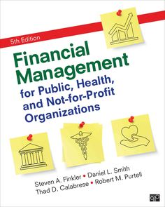 financial management in nonprofit organizations Get this from a library budgeting and financial management for nonprofit  organizations : using money to drive mission success [lynne a weikart greg g  chen.