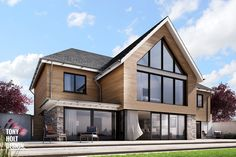 Image result for designs for chalet bungalows