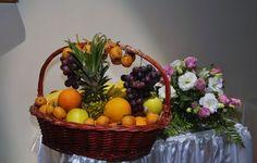 Cesta di frutta, eseguita dal fotografo-Artista siciliano Salvatore Alagna.