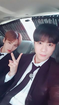 Moon bin and Rocky are just visuals! ASTRO twitter: 9/8/17