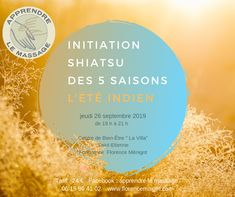 poursuivre les initiations shiatsu au rythme des saisons  en douceur Formation Massage, Shiatsu, Chart, Perspective, Take Care Of Yourself, Gentleness, Perspective Photography, Point Of View
