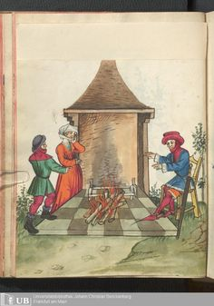 98 [47v] - Ms. germ. qu. 12 - Die sieben weisen Meister - Seite - Mittelalterliche Handschriften - Digitale Sammlungen