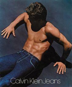 Calvin Klein Jeans @1981