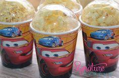 Disney Cars 2  Birthday Party CupsPopcorn by SignatureAvenue, $8.40