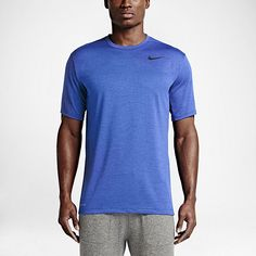Nike Dri-FIT Men's Training Shirt. Nike.com