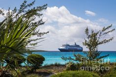 Half Moon Cay in the Bahamas Holland America cruise Westerndam Rene Triay Photography