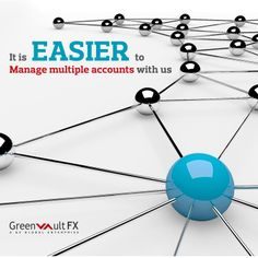 Managing multiple accounts with Greenvault #FX is simpler. We offer the solution through #MAM for all the professional #traders to manage their funds.
