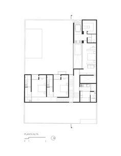 Casa CR,Planta Alta