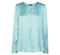 100% Soie MARTINA B Femme - Chemises et Tuniques Femme - Caroll Blouse, Shopping, Long Sleeve, Sleeves, Alice, Women, Fashion, Fashion Ideas, Shirt Blouses