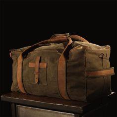 U Zip Duffle Bag