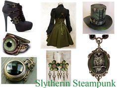 Slytherin Steampunk
