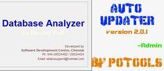 DB Analyzer Auto updater v2.0.1 by PoTools  | PO TOOLS