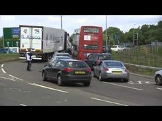 Making a slow journey through the Channel Tunnel | BBC News Today  | 26 ...