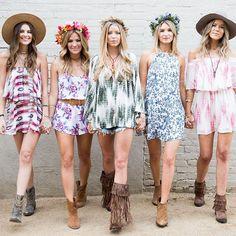 Girl squad! #mumufestival