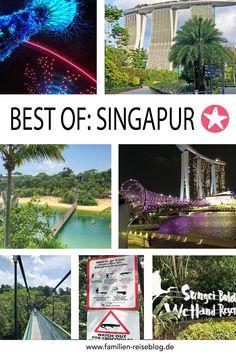 Asien für Anfänger: Tipps für euren ersten Trip nach Singapur #singapur #städtereise #stopover #changi Singapore Sling, In China, Marina Bay Sands, Infinity Pool, Hotels, Der Bus, Crocodile, Singapore, Families