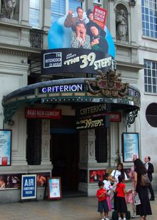 The 39 Steps (play) - Wikipedia, the free encyclopedia