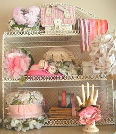 Craft room...